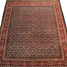 Indian Area Rug Knotted Indian Khamariah Wool Area Rug Ebth