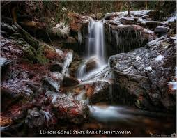 Pennsylvania waterfalls images Lehigh gorge state park pennsylvania waterfalls the leisurely jpg