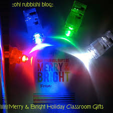 may your holidays be merry u0026 bright led finger lights christmas