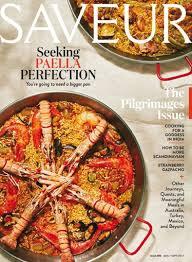 cuisiner magazine saveur magazine savor a of authentic cuisine discountmags com