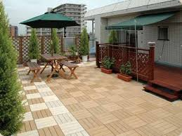 deck tiles wood plastic composite how to build a house