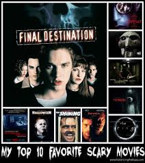 my top 10 favorite scary movies balancing the busy
