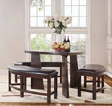 Triangle Dining Table Contemporary 6 Seats Triangle Dining Table Best Dining Sets