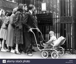 Clarence House London by Royalty Royal Birth Announcement Clarence House London Stock