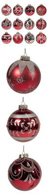 ornaments 166725 baseball santa claus glass
