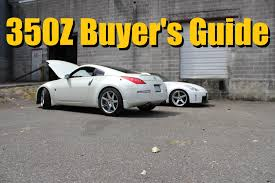 used nissan 350z nissan 350z buyer u0027s guide used car guide youtube