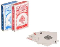 amazon com standard playing card decks toys u0026 games