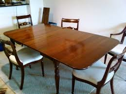 Ethan Allen Cherry Dropleaf Table My Antique Furniture Collection - Ethan allen drop leaf dining room table