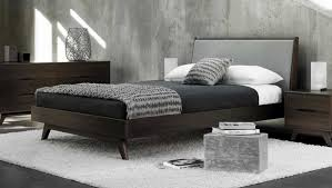 furniture stunning scandinavian bedroom furniture consist of dark