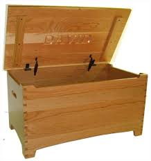 Build A Toy Box Chest by Amish Wooden Toy Box Chest Large Cherry Hardwood Shaker Dovetail