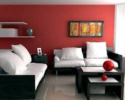 living room black white gray and red living room with accent