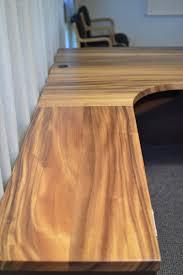 Curved L Shaped Desk Curver L Shape Office Desk Satoshi Yamauchi Furniture Maker