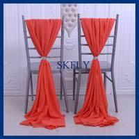 chiffon chair sash chair sash shop cheap chair sash from china chair sash suppliers