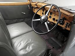 Roll Royce Ghost Interior Interior Rolls Royce Phantom Iii Sports Sedanca De Ville By Gurney