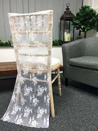 lace chair covers wedding chair covers newcastle ambience venue styling