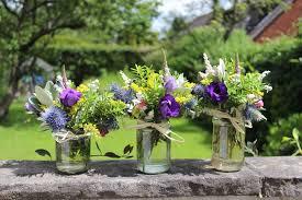 wedding flowers jam jars christmas is coming wedding flowers in saltaire