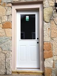 How To Replace Exterior Door Front Doors Replace Front Door Frame Cost Front Door Ideas
