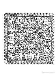 164 color art therapy mandalas images