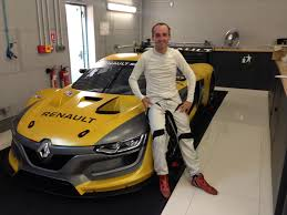renault rs 01 robert kubica behind the wheel of a renault sport r s 01 at spa