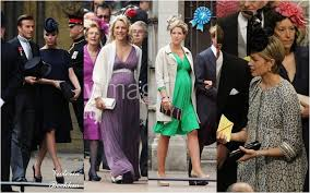 Dresses For Wedding Guests 2011 The Royal Order Of Sartorial Splendor Non Royal Fashion Awards