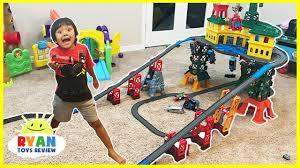 thomas train table amazon thomas friends super station playset biggest thomas toy trains