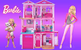 Barbie Dream House Floor Plan Barbie Dreamhouse 2015 Unboxing Assembly And Full House Tour