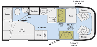 class b motorhome floor plans motorhome floor plans home design ideas and pictures