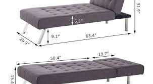 12 sleeper sofa with chaise lounge microfiber and leather