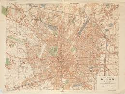 Milan Italy Map Italy City Plans Ams Topographic Maps Perry Castañeda Map