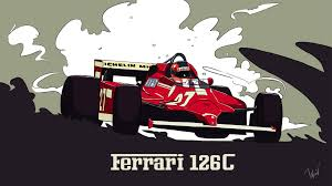an f1 illustration sketch everyday day 8 formula1