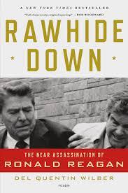 Nancy Reagan Signature Amazon Com Rawhide Down The Near Assassination Of Ronald Reagan