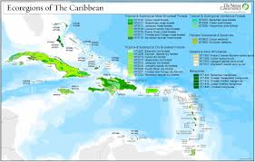 Map Of Cayman Islands Other Maps Wwf