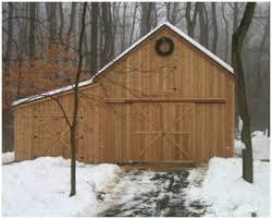 Setting Pole Barn Posts Car Barn Plans What U0027s A Car Barn Well It U0027s A Garage That Has