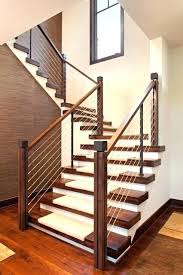 cable stair railing systems farmhouse wall panels risers modesty