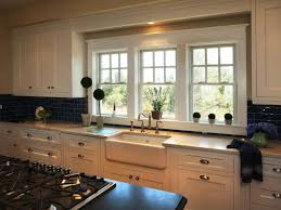 kitchen awesome kitchen window treatment ideas bay window above