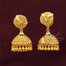 design of earrings gold gold earrings designs 3 andino jewellery