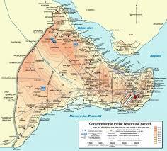 Location Of The Ottoman Empire by Byzantine Empire Ancient History Encyclopedia