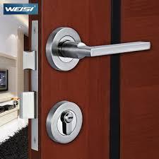 Interior Door Latch Hardware Buy Hardware European Visa Split Minimalist Interior Door Lock