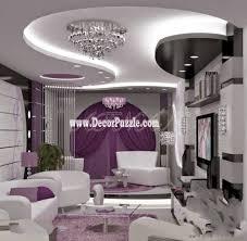 Led Lights For Bedroom Contemporary Pop False Ceiling Design With Led Lights For Living