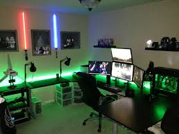 cheap gaming setup for beginners bedroom inspired set up youtube