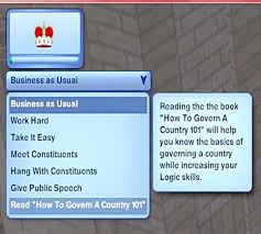 Home Design Career Sims 3 Mod The Sims The Monarch Career