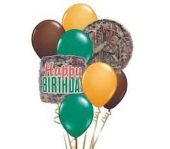 balloons same day delivery camo birthday balloon bouquet in eugene or dandelions flowers
