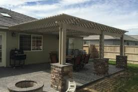 Roofing For Pergola by Patio Covers Unlimited Nw