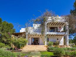 Four Bedroom House by Can Verano Cala Jondal Large Four Bedroom House Sleeps 8