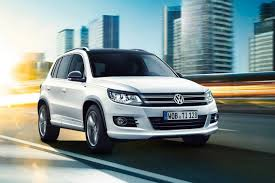 volkswagen suv 3 rows second generation vw tiguan tipped to arrive with 5 and 7 seat