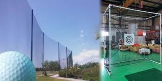 Backyard Golf Nets Sports Netting Online Supplier U0026 Custom Fabrication