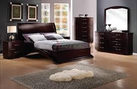 Modern Wood Bedroom Sets Divine Dark Wooden Storage Ideas And Nice Modern Wooden Bed Design