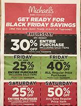 sears outlet michael s black friday ads posted