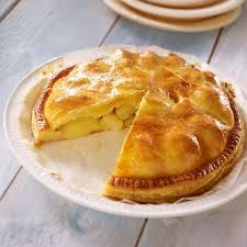 recette de cuisine facile recette tourte aux pommes de mon enfance facile francine