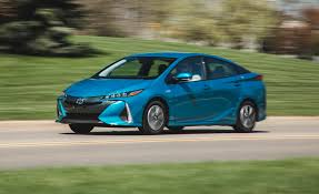 toyota car images 2017 toyota prius prime in depth model review car and driver
